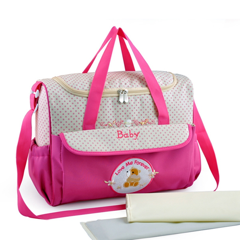 baby diaper bag baby bags for mom Wear-resistant, waterproof, shock, breathable Anti-freeze anti-scratch fashion