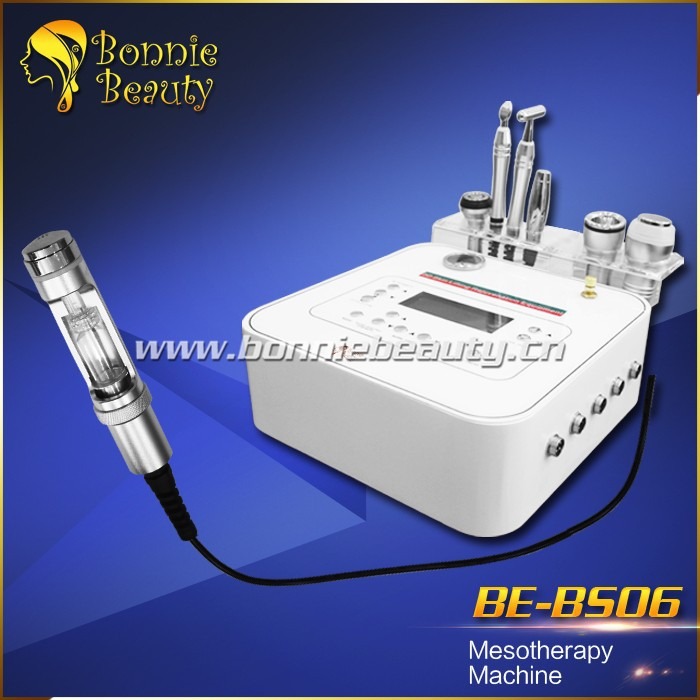 7 functions into 1 Mesothrapy Microdermabration beauty machine (BE-BS07)