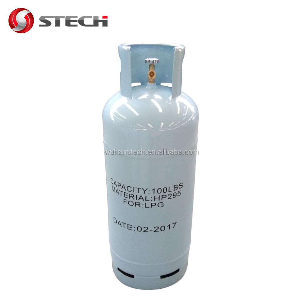 45kg Factory Direct Sale Lpg Gas Cylinder - Buy 45kg Lpg Gas ...