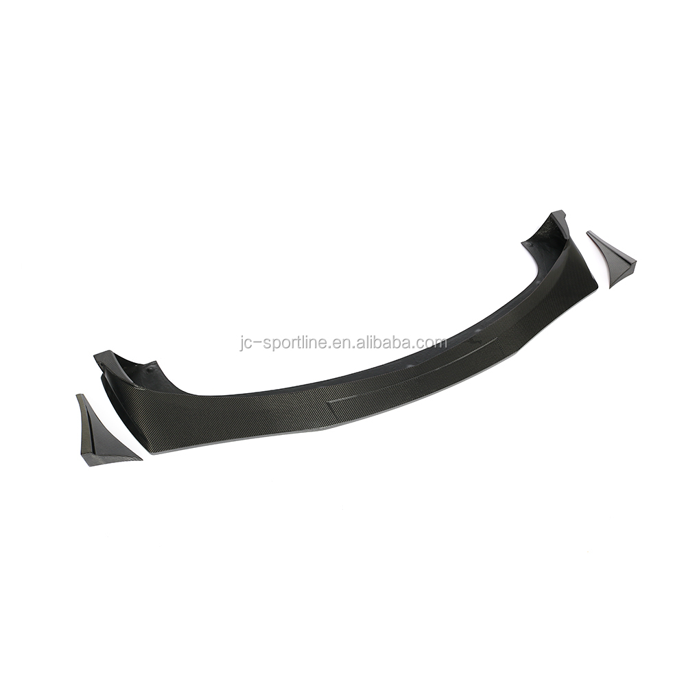 Carbon Fiber Front Lip for Dodge Challenger R/T Plus Coupe 2-Door 2015-2019