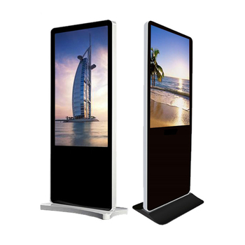 Topband 43'', 49'', 55'' series android digital signage with LAN+WIFI +USB, touch screen