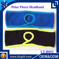 High quality slope women's winter polar fleece headband