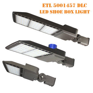 ETL approved 120-277V 347V 480V led shoebox light parking lot 150w 200w led street light