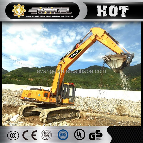 China excavator price Sany excavator crawler hydraulic 21 tons SY215C