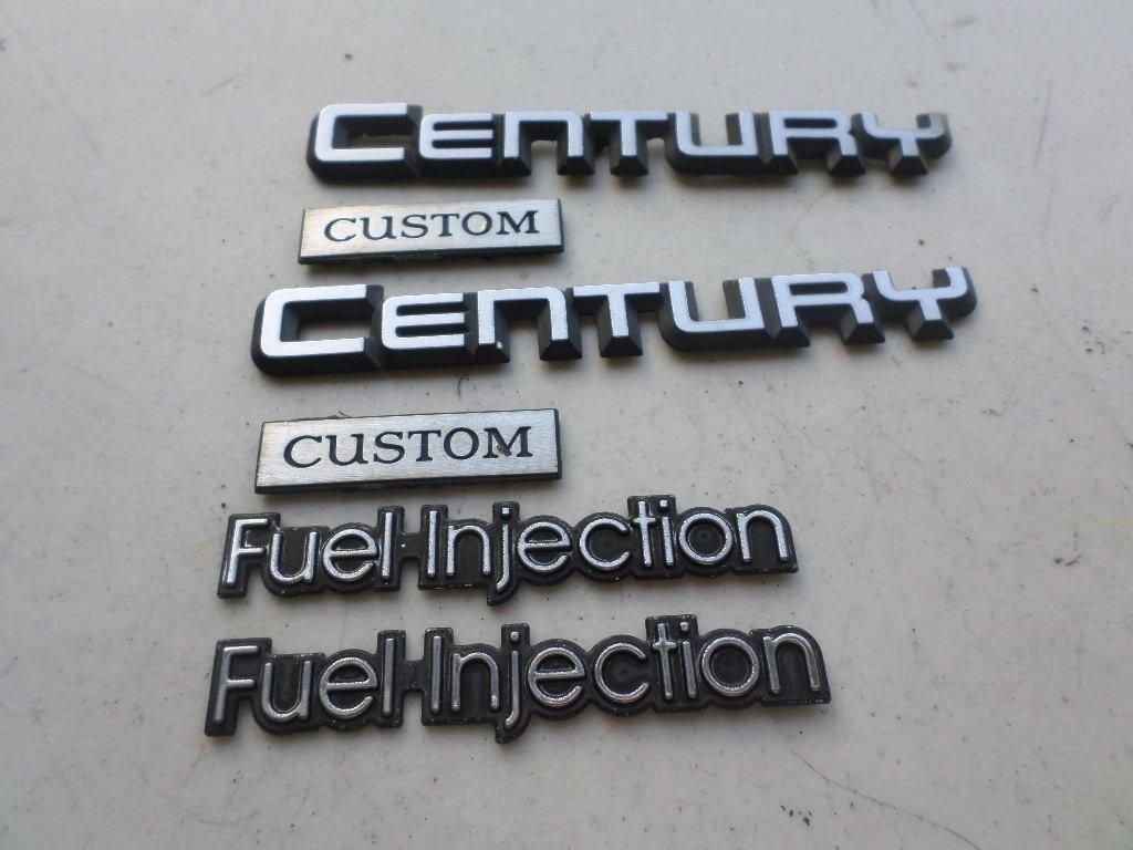 Buy 80s 90s Buick Century Custom Fuel Injection Side Door Fender