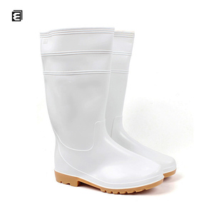 Wholesale Factory Food Industry White Safety Boots