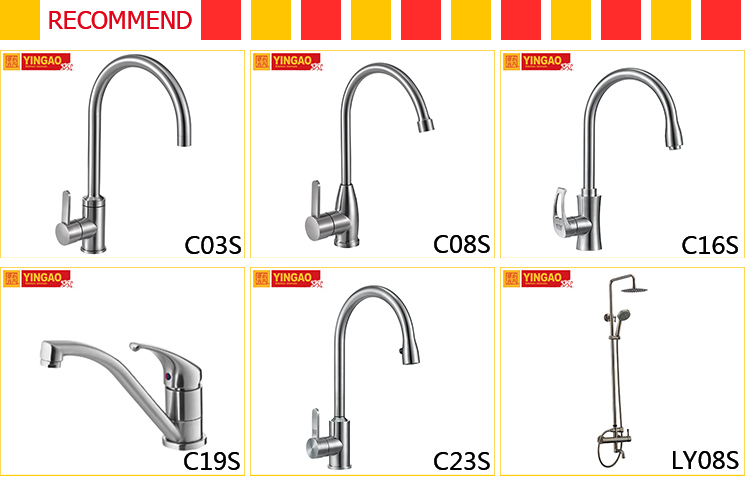 C10S highest rated kitchen faucets hands free kitchen faucet