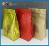 multi-layer plastic flexible packaging bags for cookie bar/ protein bar