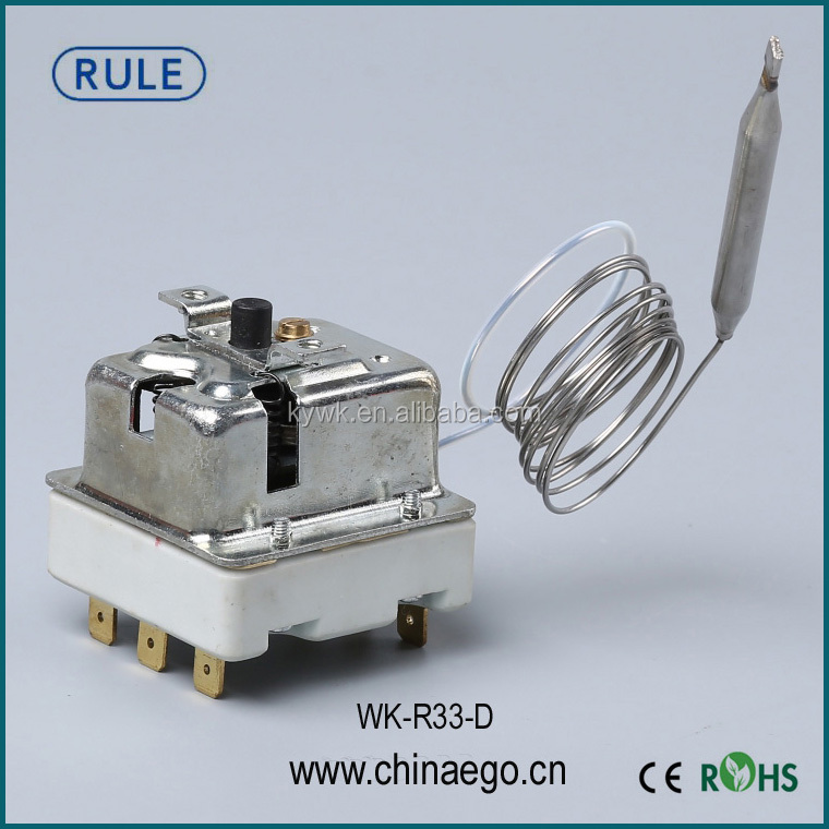 High Quality Heating Thermostat For Eletric Heater