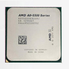AMD cpu A8-5500 socket FM2 3.6g 4core used pull out