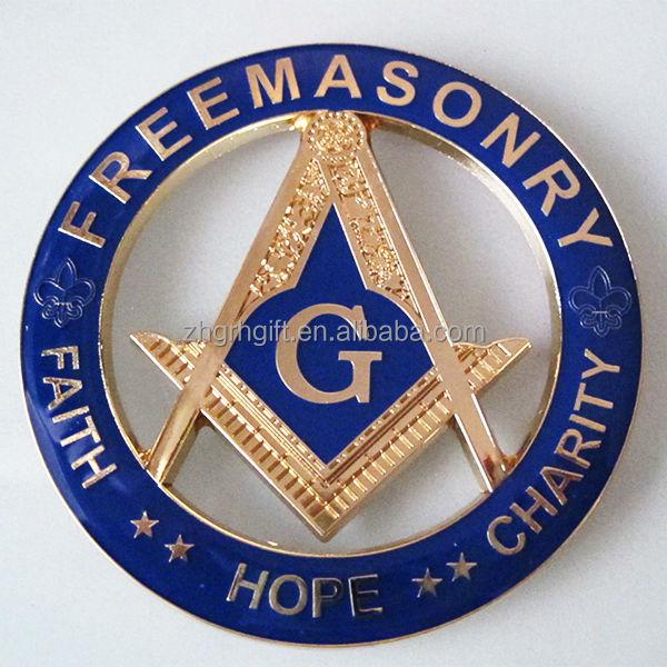 Custom Decoration Masonic Car Emblems Wholesale - Buy Masonic Car  Emblems,Masonic Car Emblems Wholesale,Masonic Car Emblems Wholesale Product  on