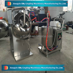 Equipment for the production of chewing gum BY-400 series