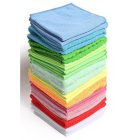 All purposes promotional package house cleaning duster microfibre cloth kitchen rag