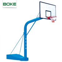 Custom Promotional fiberglass basketball backboard stand