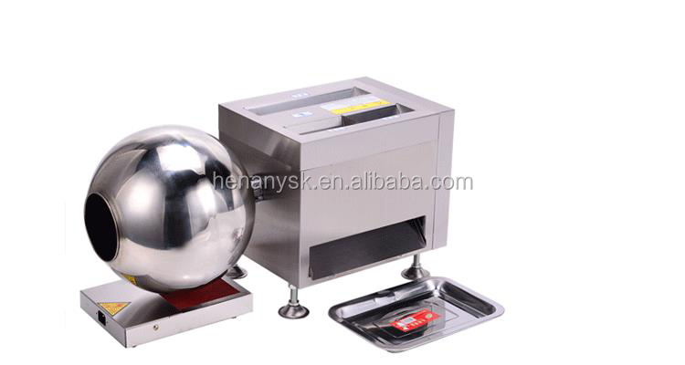 IS-ST-106 Multi-Function Stainless Steel Chinese Medicine Pill Machine