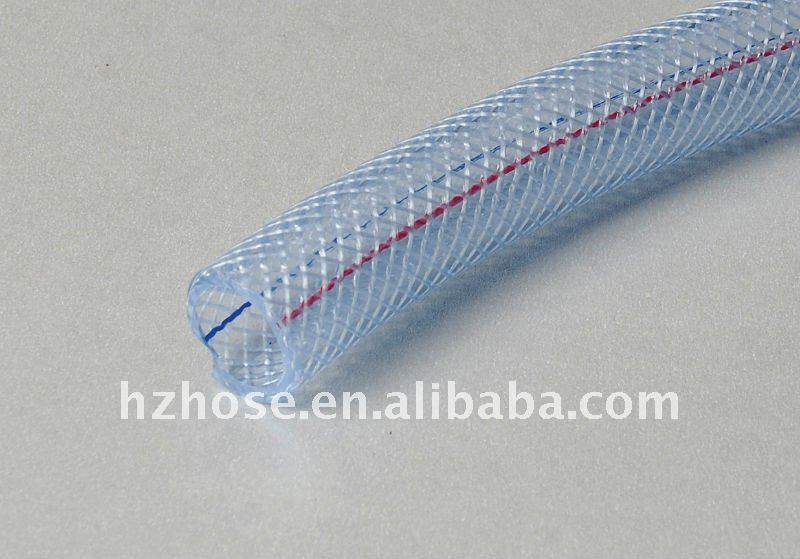 Pvc Fiber Reinforced Plastic Braid Pipe For Water Conveying - Buy ...