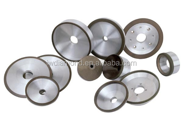 Various manufacturer diamond grinding wheel resin and metal bond diamond grinding shoes