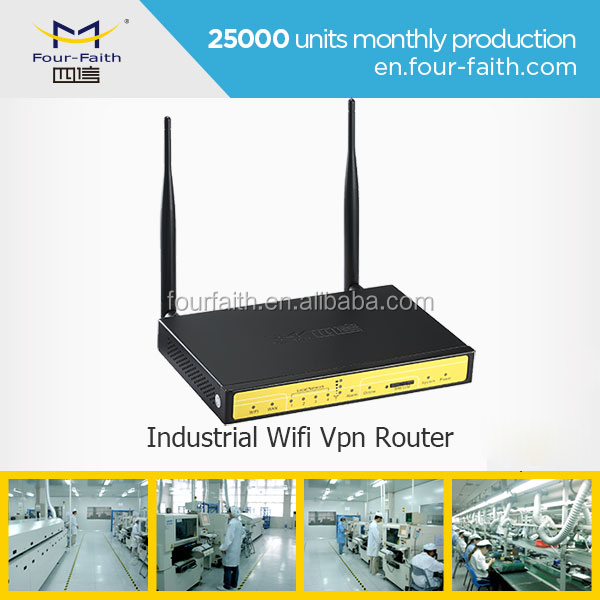 F3834 Wireless Internet Signal Booster wireless modem with rs232/rs485/rs422 modem