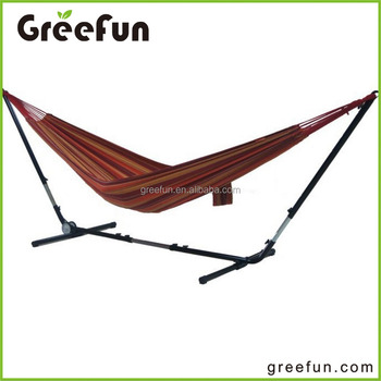 removable camping hammock stand diy hammock stand