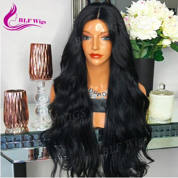 9A <strong>Body</strong> <strong>Wave</strong> <strong>Human</strong> <strong>Hair</strong> Full Lace Wigs for Black Women 200% Density Malaysian Virgin <strong>Hair</strong> Lace Wig with Baby <strong>Hair</strong>