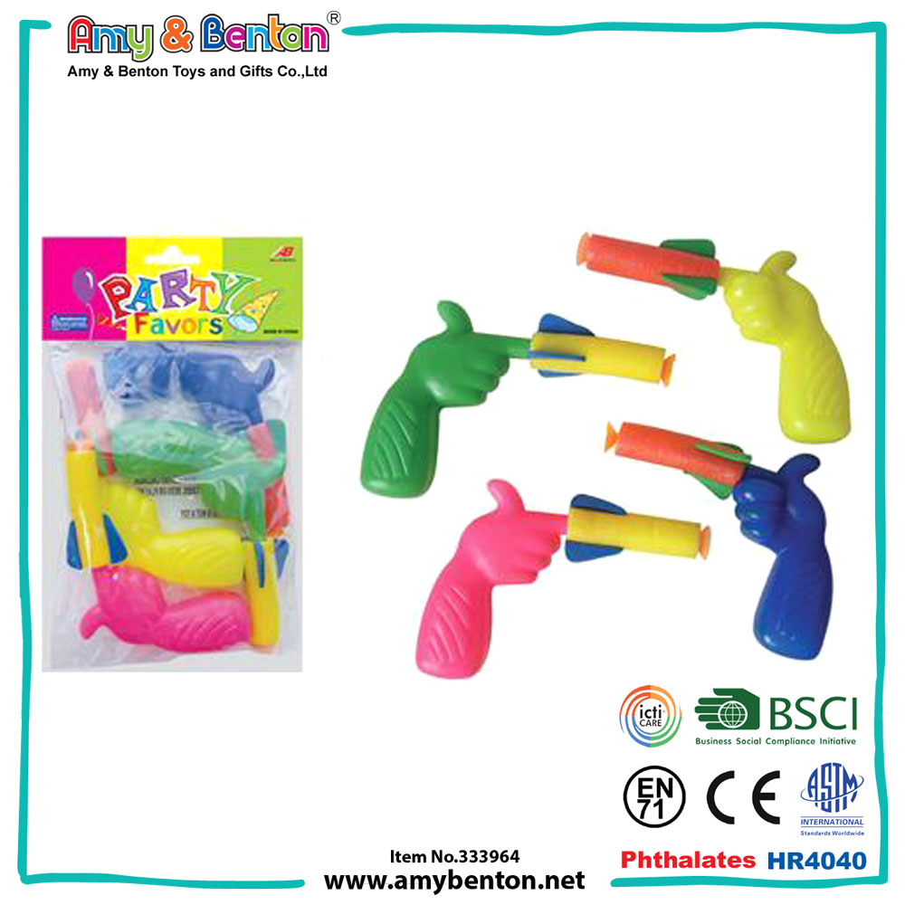 New style plastic EVA foam airsoft gun toy for kids