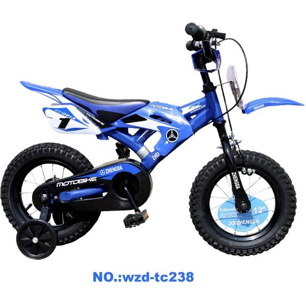 "cheap bicycle 4 color tyre kids bikes in india kids cycle 12"" 16"" 20"""