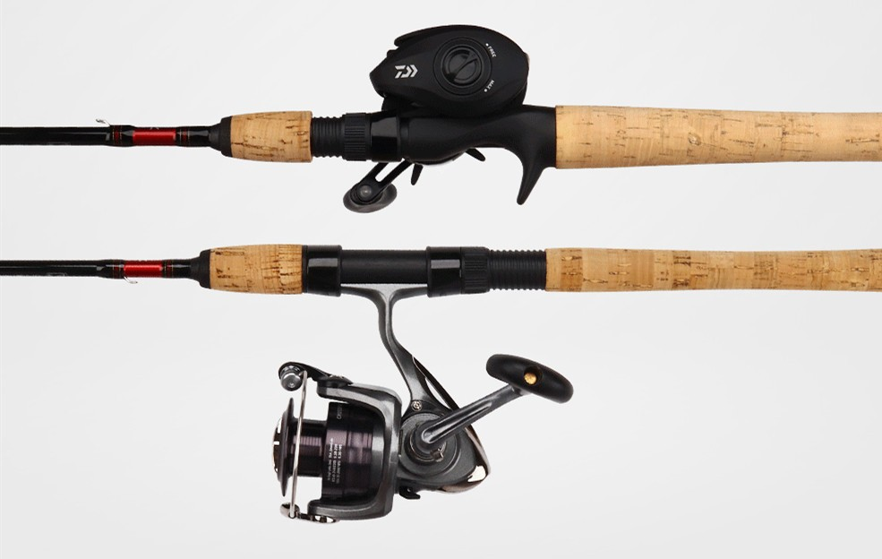 Daiwa Crossfire Spinning Rods Spinning Fishing Rod Sea Artificial Lake River