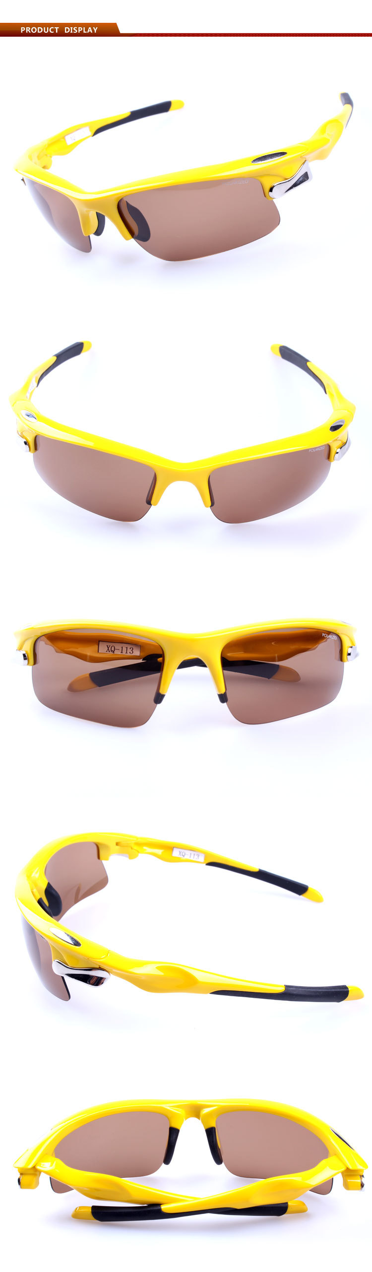 Custom plastic Promotional Sunglasses hot sale sunglasses with high quality