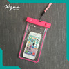 10.5 x 20.5 cm For swimming waterproof cellphone bag