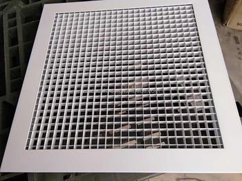Exhaust Ceiling Air Vent Registers Eggcrate Return Air