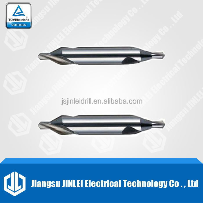 Hss Din 333 A And B Type Center Drill Bit Of High Quality