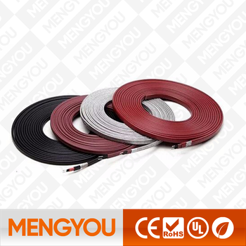 120v/240v Etl Listed Self Regulating Heat Tracing Cable For Roofs,Gutters  And Drains Use - Buy Heating Tracing Cable,Tracing Heat,Heating Tracing  Wire