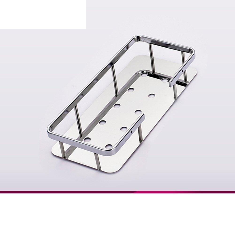 Sanitary stainless steel triangular basket/Bathroom racks/Bathroom storage baskets/ double corner rack/Toilet Tripod-D