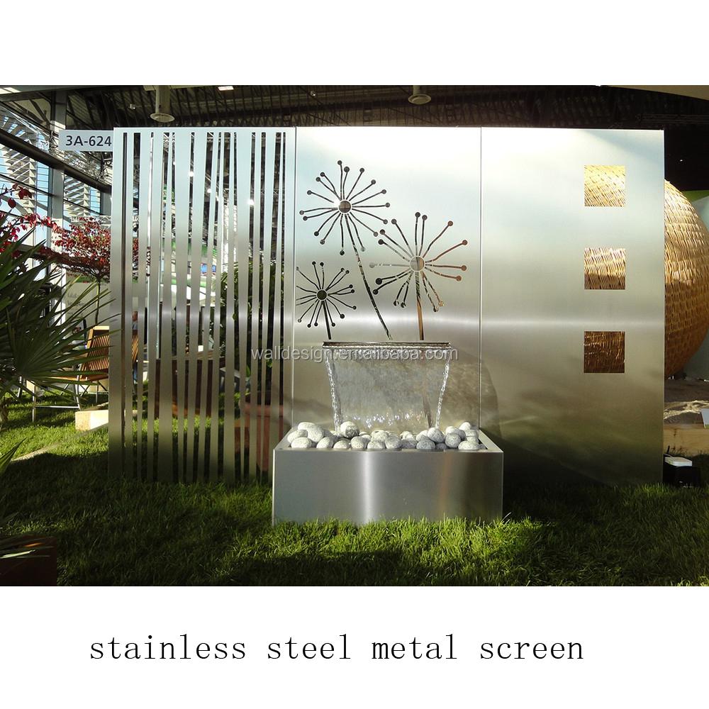 Usa Laser Cut Metal Garden Screens Decorative Screen Product On Alibaba