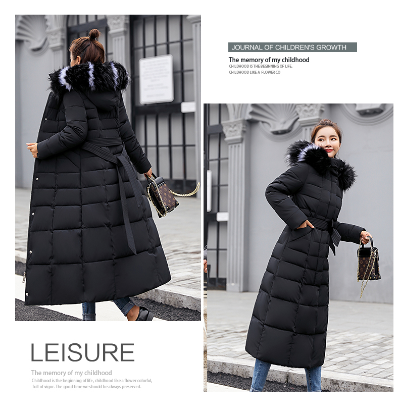 2019 new arrival fashion women winter coat