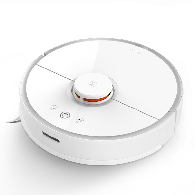 Roborock S50 S51 S55 Xiaomi Mijia Robot Vacuum Cleaner 2 For Home Automatic  Sweeping Dust Sterilize App Smart Planned Wash Mop - Buy Xiaomi Vacuum