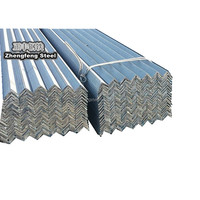 China bottom price unequal angle iron bar for building structure