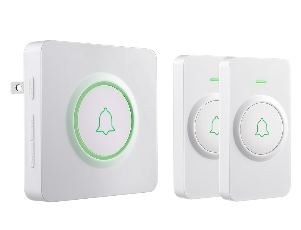 Avantek wireless doorbell hollow brick anchors