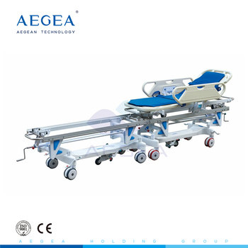 AG-HS003 medical hospital manual patient transport stretcher for operation room