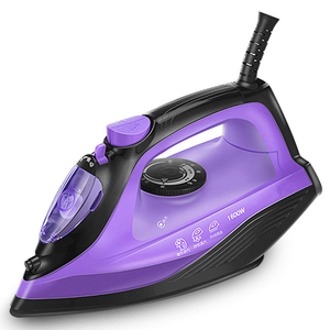 Home appliances 5 speed 2000W wireless/ wired use portable electric steam Iron