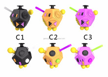 Funny And Relief Stress Fidget Cube Toys For Adults And Children Decompression Anxiety Toys Novelty