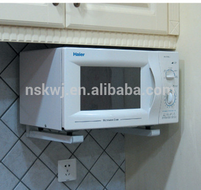Stainless Steel Microwave Oven Wall