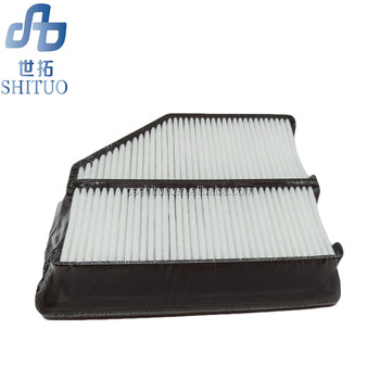 Yellow Standard Oe Wholesale High Quality For Toyota Car Grid Factory Wholesale Air Conditioner Filter