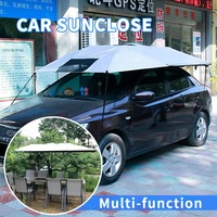 SUNCLOSE Factory front door canopy car seat cover garden umbrella south korea used cars market