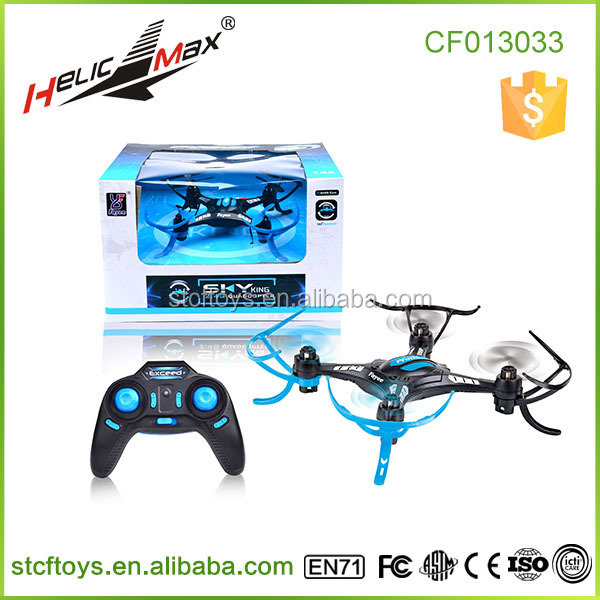 New Product Wholesale rc Quadcopter Inverted Flight 2.4 G 4CH Flying Drone FY801