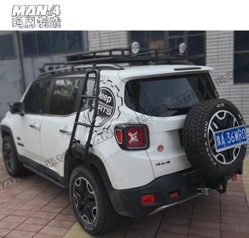 Top Jeep: Jeep Renegade Rack