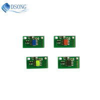 Compatible For Konica Minolta Bizhub C250 C252 Imaging Drum Unit Reset Chip IU210/BK/C/M/Y Drum Chips