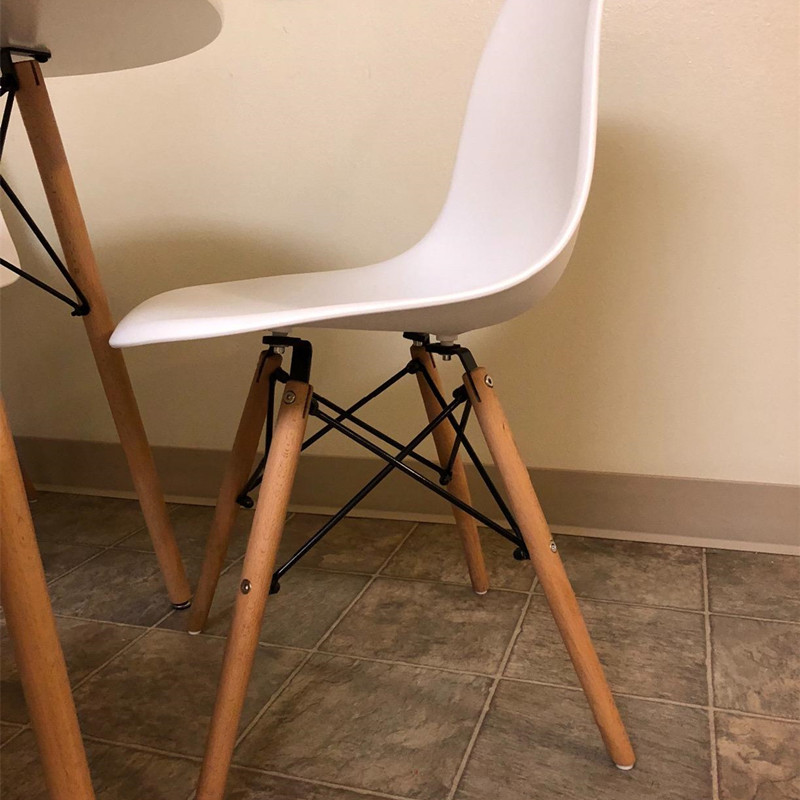 Swell Plastic Chairs Wood Leg Plastic Kitchen High Office Cafe Nordic White Simple Plastic Chair For Seat Buy Plastic Chairs Wood Leg Plastic Chairs For Ibusinesslaw Wood Chair Design Ideas Ibusinesslaworg