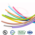 high quality 1/2'' 1/4'' soft pvc tube for wiring warness