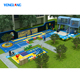 New Small Cheap Play Plastic Amusement Park Outdoor Playground